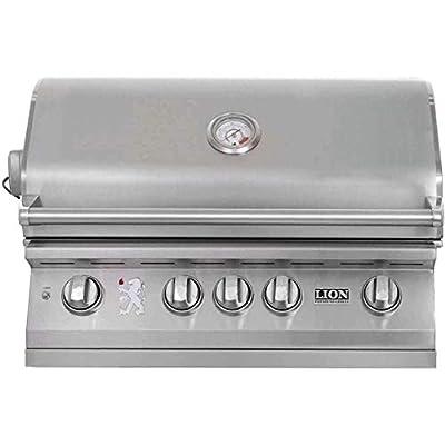 "Lion Premium Grills L75623 32"" Natural Gas Grill"