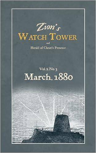 Book google downloader gratis Zion's WatchTower: March 1880 PDF DJVU FB2 B00KQRU750 by Benjamin W. Keith