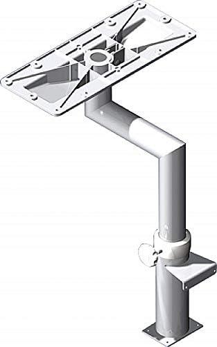 MarinersWarehouse Equipment NorSap 1750 Pedestal de Mesa, Forma de ...