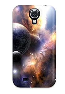 Ideal ZippyDoritEduard Case Cover For Galaxy S4(space Art ), Protective Stylish Case