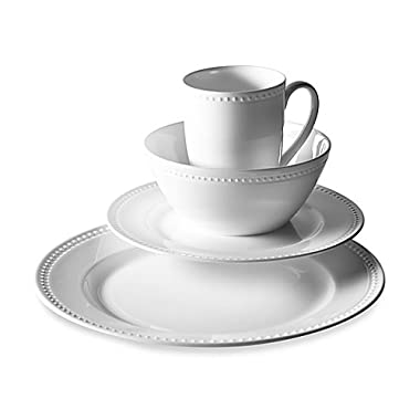 Tabletops Unlimited Otella Bone China 16-Piece Dinnerware Set