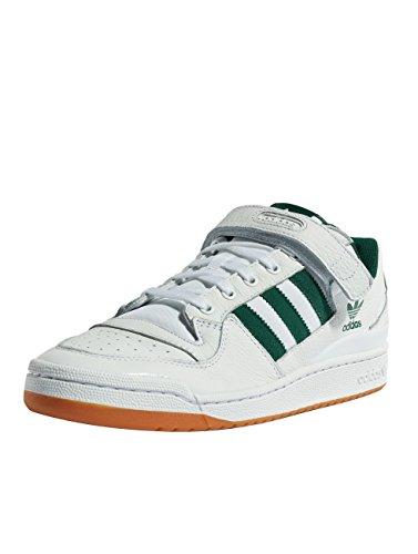 adidas Lo Sneakers Forum Grün Weiß Weiß xwTfxa