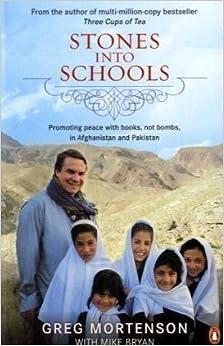 Book Stones into Schools by Greg Mortenson (2010)
