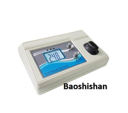 BAOSHISHAN BSD precision platinum cobalt chroma meter digital display desktop colorimeter (BSD-50) by BAOSHISHAN