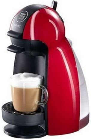 Cafetera Dolce Gusto Piccolo Roja Krups Kp1006Ib: Amazon.es