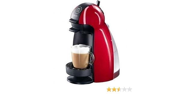 Cafetera DOLCE GUSTO PICCOLO roja KRUPS KP1006IB: Amazon.es: Hogar