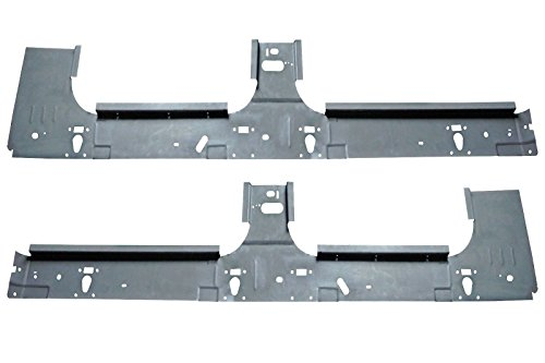 Motor City Sheet Metal - Works With 1999 2000 2001 2002-2016 Ford Super Duty Crew Cab Inner Rocker Panels NEW PAIR