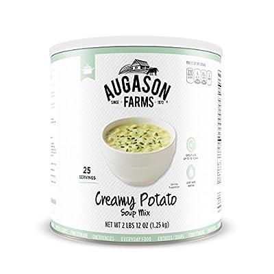 Augason Farms Creamy Potato Soup Mix 2lbs 12oz from Augason Farms