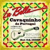 La Bella Cavaquinho Portugal Plain Steel 4 Strings