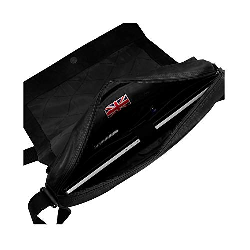Laptop Black Brand messenger The 14 Bag Chesterfield Richard TPwx8t