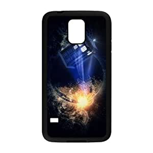 Doctor Who Samsung Galaxy S5 Cell Phone Case Black 6KARIN-191028