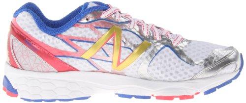 New Balance - Zapatillas de running para mujer multicolor, Varios colores (Mehrfarbig (WP4 WHITE/PINK 3)), 7.5 US