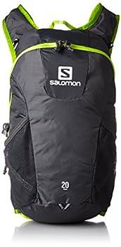 Salomon Trail 10 Backpack, Galet Greygreen 1