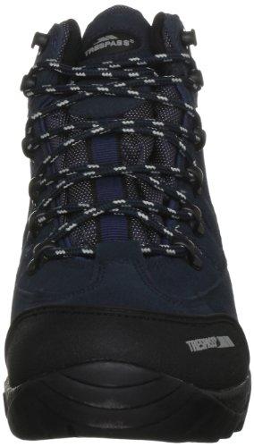 Trespass Belas, Zapatillas de senderismo, Hombre Azul (Navy Blue)