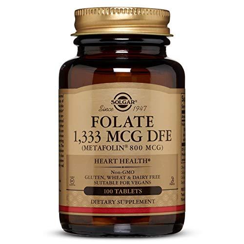 Folate 1,333 MCG DFE (Metafolin