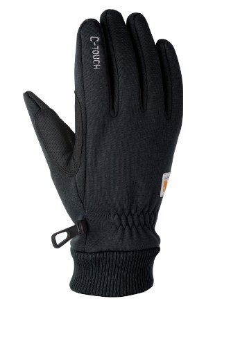 Carhartt Men's C Touch, Black, Large