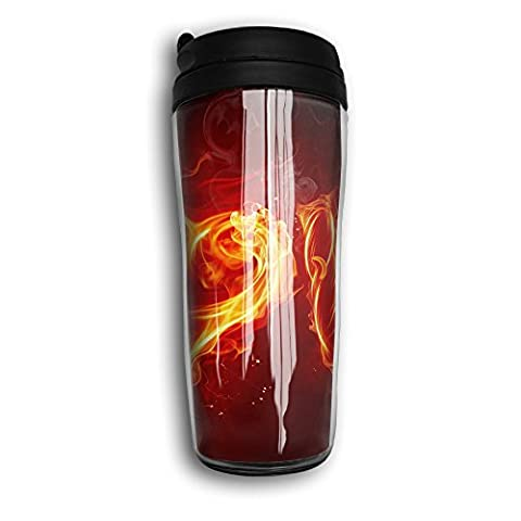 Hyhyhei Ardent Love Water Bottle Line Tumbler With Water Tight Flip Top Lid Drink Bottle (Love And Diane Documentary)