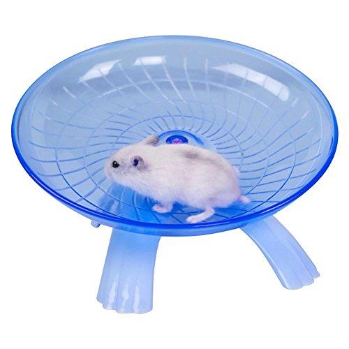 Aolvo Hamster Wheel Dwarf Hamster Toys Hamster