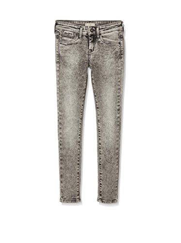 Jeans Pixlette V95 Niñas Slim Denim Gris London Pepe PznxOdd
