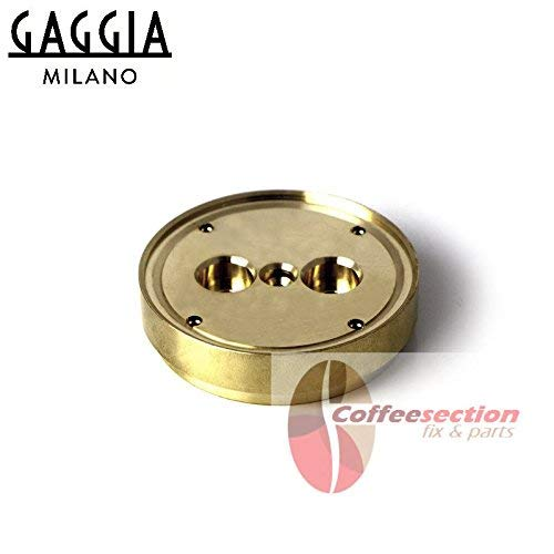 Gaggia - Brass Shower Holder 57x14mm - WGA16G1002, kit for Gaggia Classic