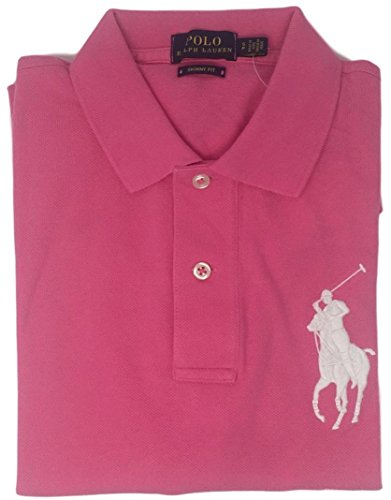 Polo Ralph Lauren Womens Big Pony Polo (Large, Light - Lauren Womens Polo Ralph