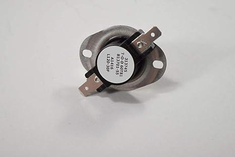 Amazon.com: Goodman b1370155 120 °/90 ° auxiliar Auto-Reset ...
