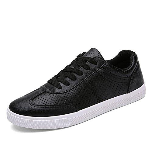 Zapatos de verano aire/Los estudiantes toman los zapatos de los deportes ocio/Los amantes de resbalón zapatos Negro