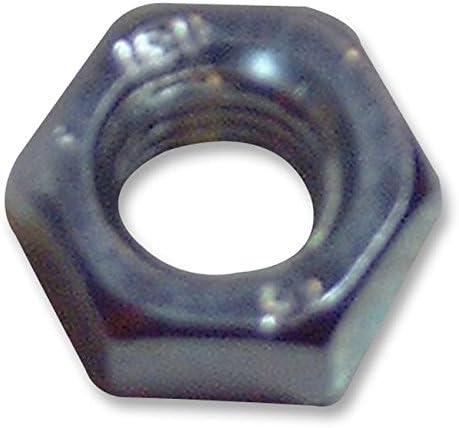 NUT FULL M8 Fastener Material Steel Fastener Plating Bright Zinc Thread Size Metric M8 Body Platin