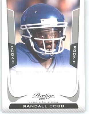 2011 Panini Prestige Football Card #280 Randall Cobb RC - Kentucky - Green Bay Packers (RC - Rookie Card) NFL Trading Card