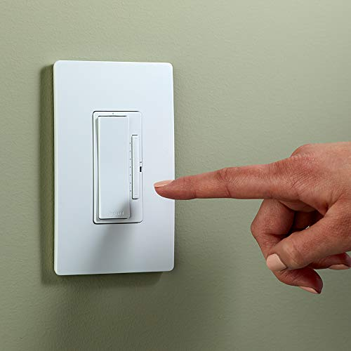 Legrand - Pass & Seymour Radiant Smart WWRL50WH Tru-Universal Wi-Fi Enabled Dimmer, White by Pass & Seymour (Image #3)