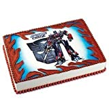 Bakery Crafts Transformers - Optimus Prime Edible Cake Topper / 1 Image