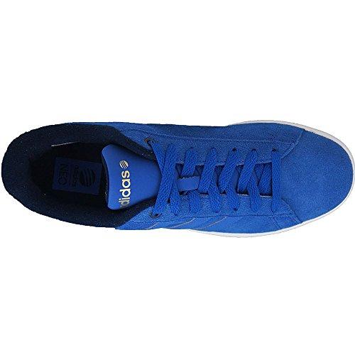 Adidas - Derby ST - F76592 - Colore: Azzuro-Bianco-Oro - Taglia: 44.0