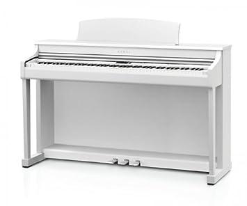 Kawai CN34 - Piano digital, color blanco: Amazon.es: Instrumentos musicales