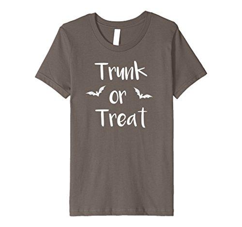 Kids Premium Trunk or Treat Bat Church T-Shirt 8 (Trunk Or Treating)