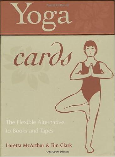 Yoga Cards: An Easy Way to Learn Yoga: Tim Clark, Timothy ...
