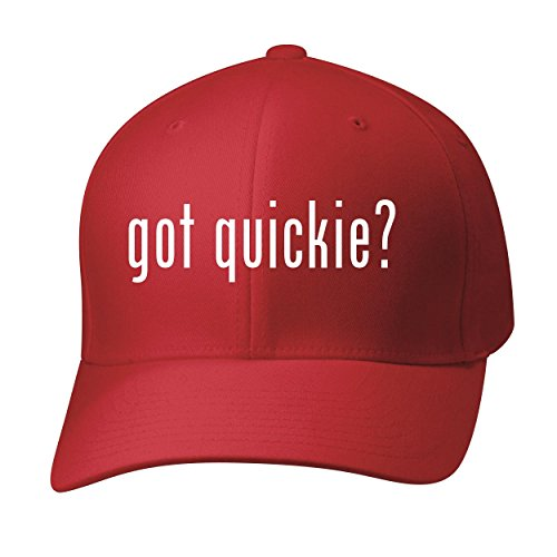 - got Quickie? - Baseball Hat Cap Adult, Red, Large/X-Large