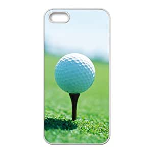 Personalized Durable Case Cover for iPhone 5,5S with Brand New Design Golf BY RANDLE FRICK by heywan