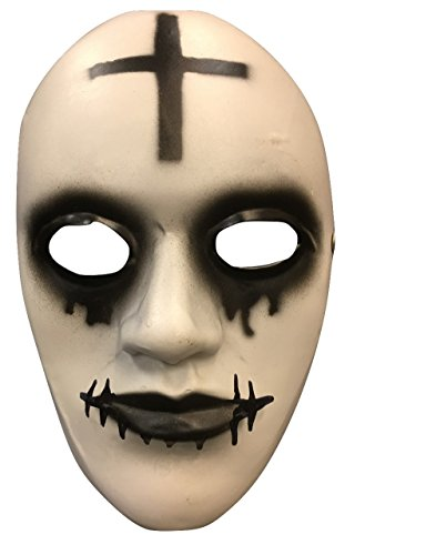 The Purge 'Cross' Fiberglass Unversal W/ Buckle Strap by Wrestling
