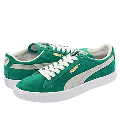 free shipping 34c10 f828d [プーマ] SUEDE 90681 KELLY GREEN WHITE