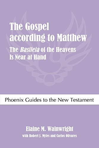 The Gospel according to Matthew: The Basileia of the Heavens Is Near at Hand