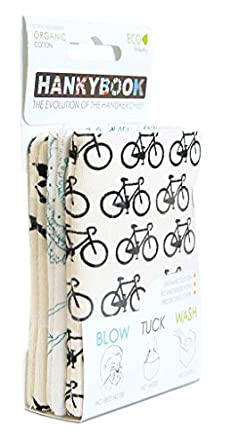 Nuevo. hankybook sanitarias - Recambio de toallitas para tejidos ...