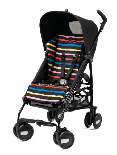 Peg-Perego Pliko Mini Stroller, Neon For Sale