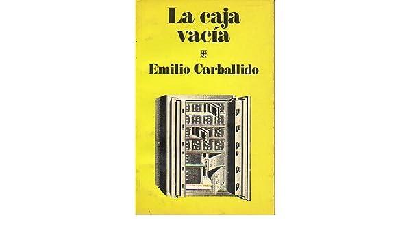 LA CAJA VACÍA.: Amazon.es: Carballido, Emilio.: Libros