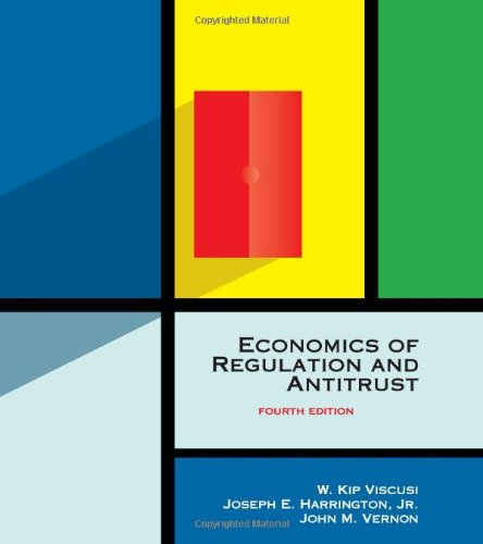 Economics of Regulation and Antitrust, 4th Edition (The MIT Press)