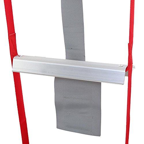 Kidde 468094 Three Story Fire Escape Ladder With Anti Slip