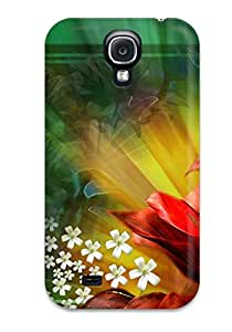 ZippyDoritEduard Slim Fit Tpu Protector COVwBlS2557UMllf Shock Absorbent Bumper Case For Galaxy S4