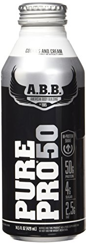 ABB Pure Pro 50 Cookies n Cream 12-14oz 12 cans