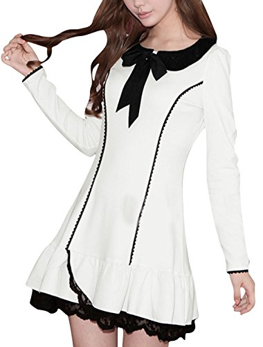 allegra-k-women-doll-collar-long-sleeve-lace-panel-mini-dress-s-white