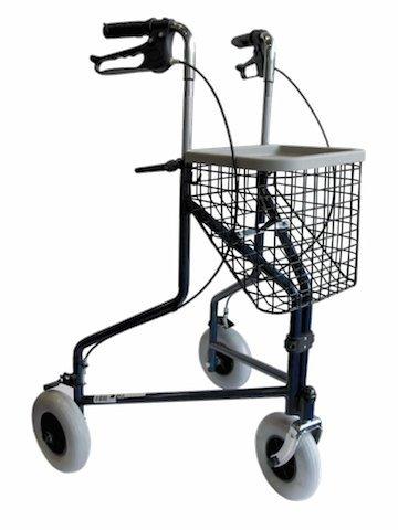Andador 3 ruedas, plegable: Amazon.es: Salud y cuidado personal