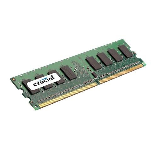 (Crucial 8GB Single DDR2 667MHz (PC2-5300) CL5 Registered RDIMM 240-Pin Server Memory CT102472AB667)
